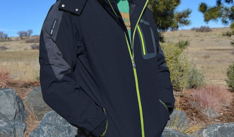 Tamagear Launches New Winter Jacket on Kickstarter