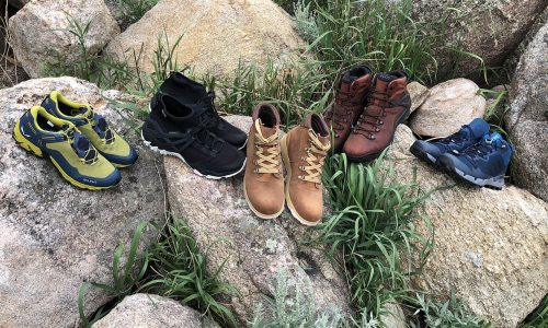 Light Hiking Boots for Anybody
