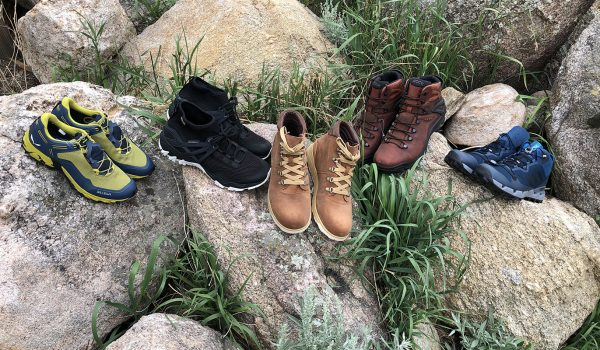 Best Light Hiking Boots for 2018