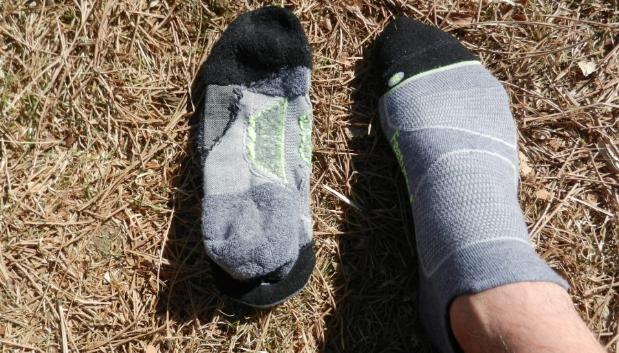 Inside out feetures elite max cushion