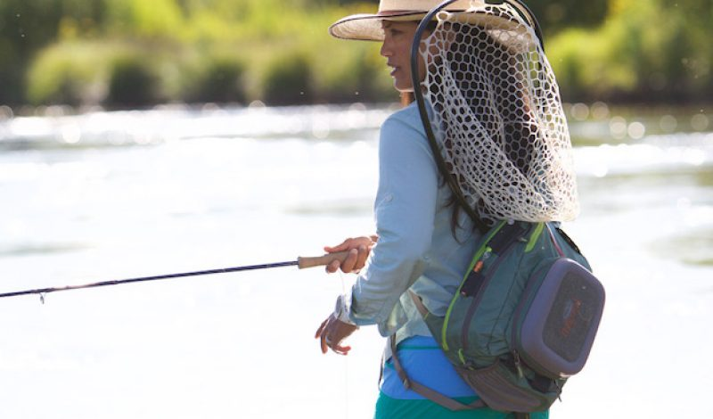 Perfect New Packs for Spring Fly Fishing