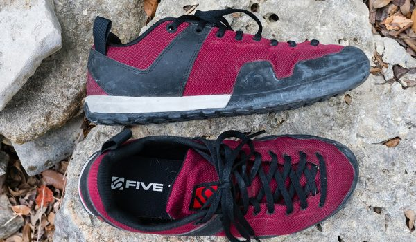 First Look: Five Ten Approach Pro Shoe Review