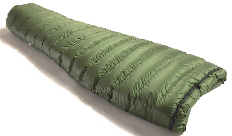 Katabatic's Flex Sleeping Bag Arrives Just in Time for Spring