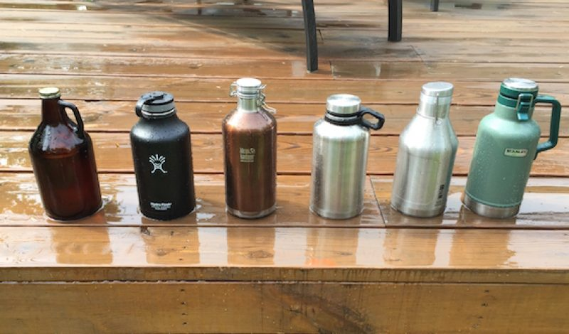 Growlerpalooza 2015: Which Travel Growler is Right for You?