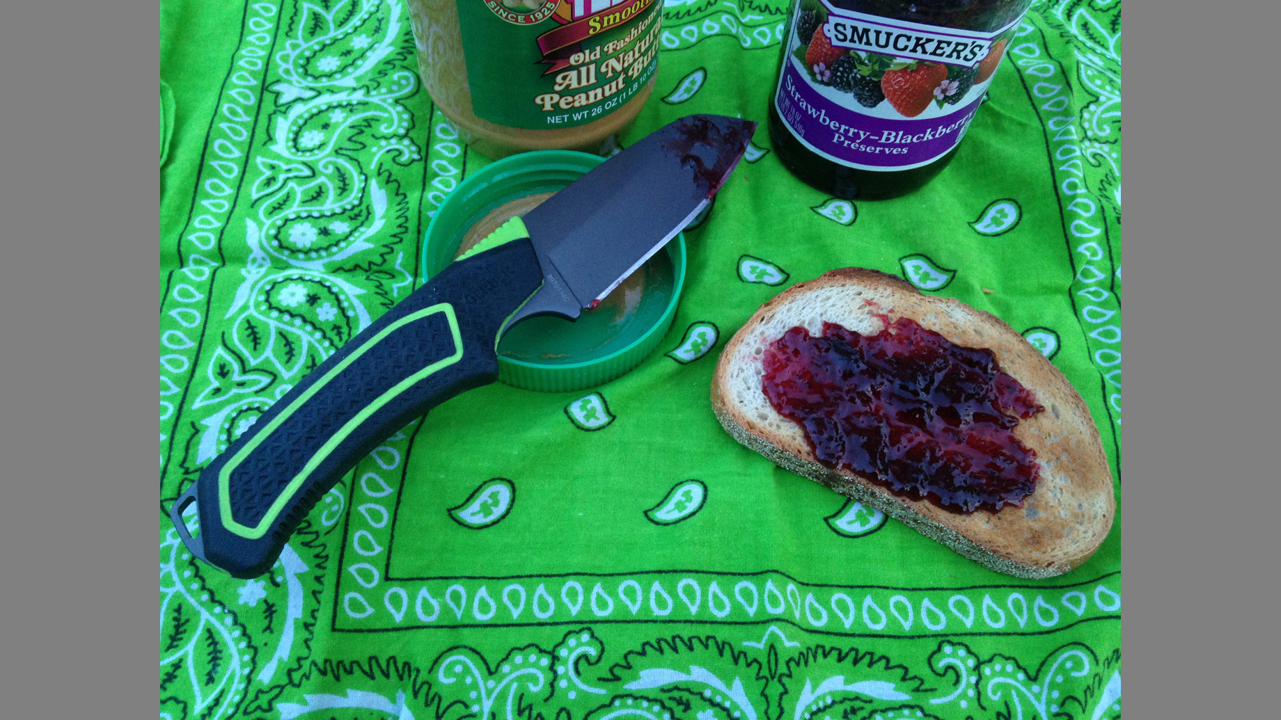 Gerber Camp Kitchen Knife Review