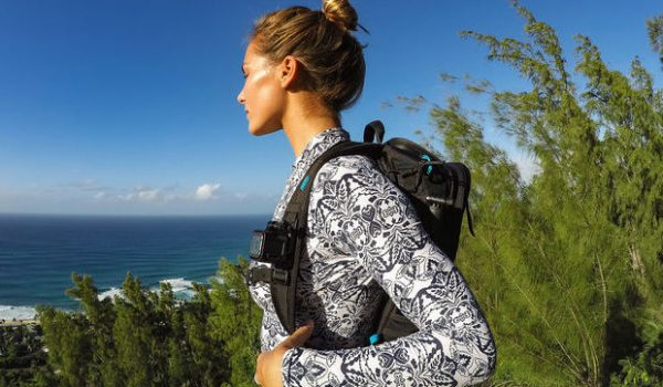 GoPro Now Offering a Backpack Specifically Designed for its Cameras
