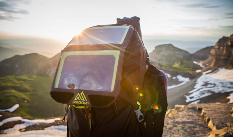 Gregory Baltoro 75 GZ – Featuring Integrated GoalZero Solar