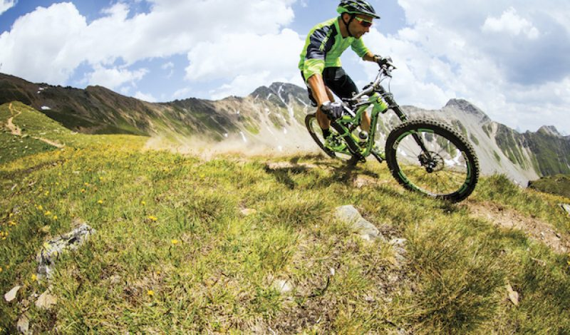 Cannondale Wants You to Get in The Habit with This New Mountain Bike
