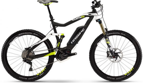 Would you take an Electric Mountain Bike for a Spin?