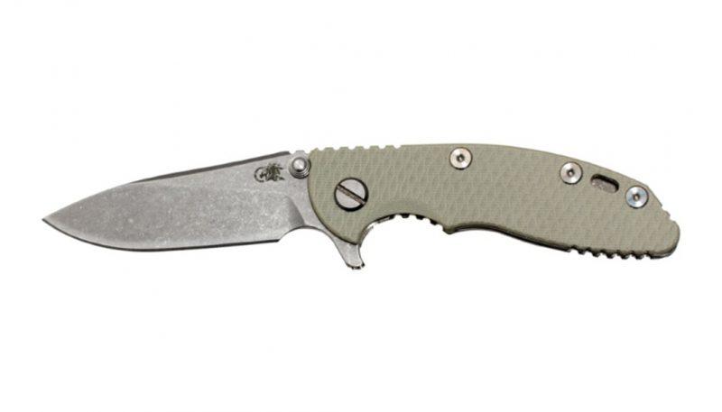 """Hinderer XM 18 3.5"""" Flipper – Slicer Grind (Gen 4)"""