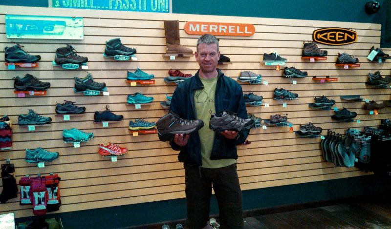 How to Buy Hiking Boots: Q&A with Nate Porter
