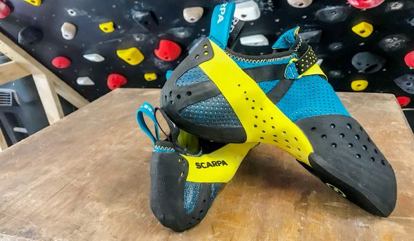 First Look: Scarpa Furia Air