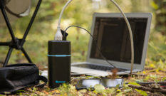 The Renogy Pheonix 100 Mini Power Station proved small but mighty