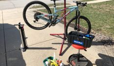 Setting Up a Home Bike Workshop