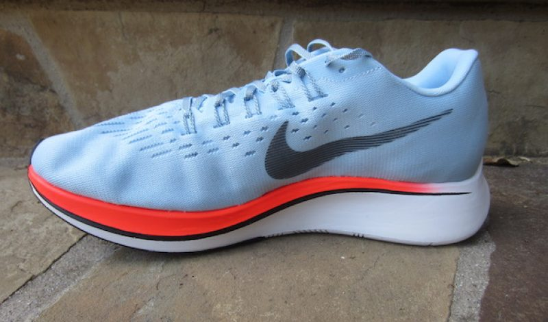 First Look: Nike Zoom Fly Running Shoes