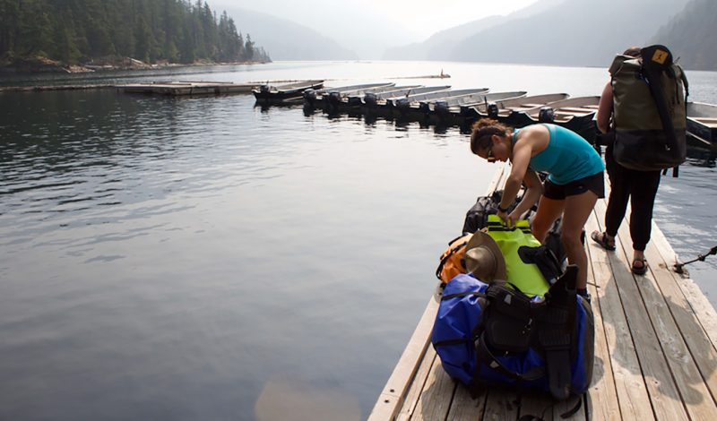 Essential Gear for Paddlesport Camping