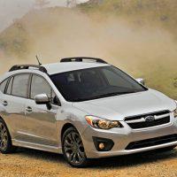 2012 Subaru Impreza 2.0i Sport