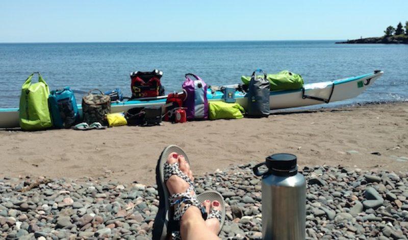 The Perfect Kit: Sea Kayaking the Apostle Islands