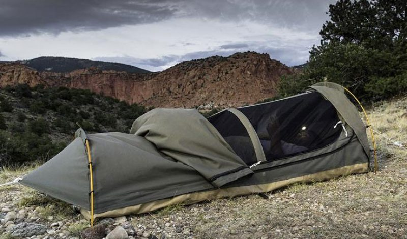 Gear Spotter: Swag Tents Make Leap Across the Pond