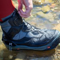 Korkers Darkhorse: The Ultimate Fishing Boot
