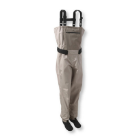 L.L.Bean Women's Emerger Breathable Super Seam Waders, Stocking-Foot