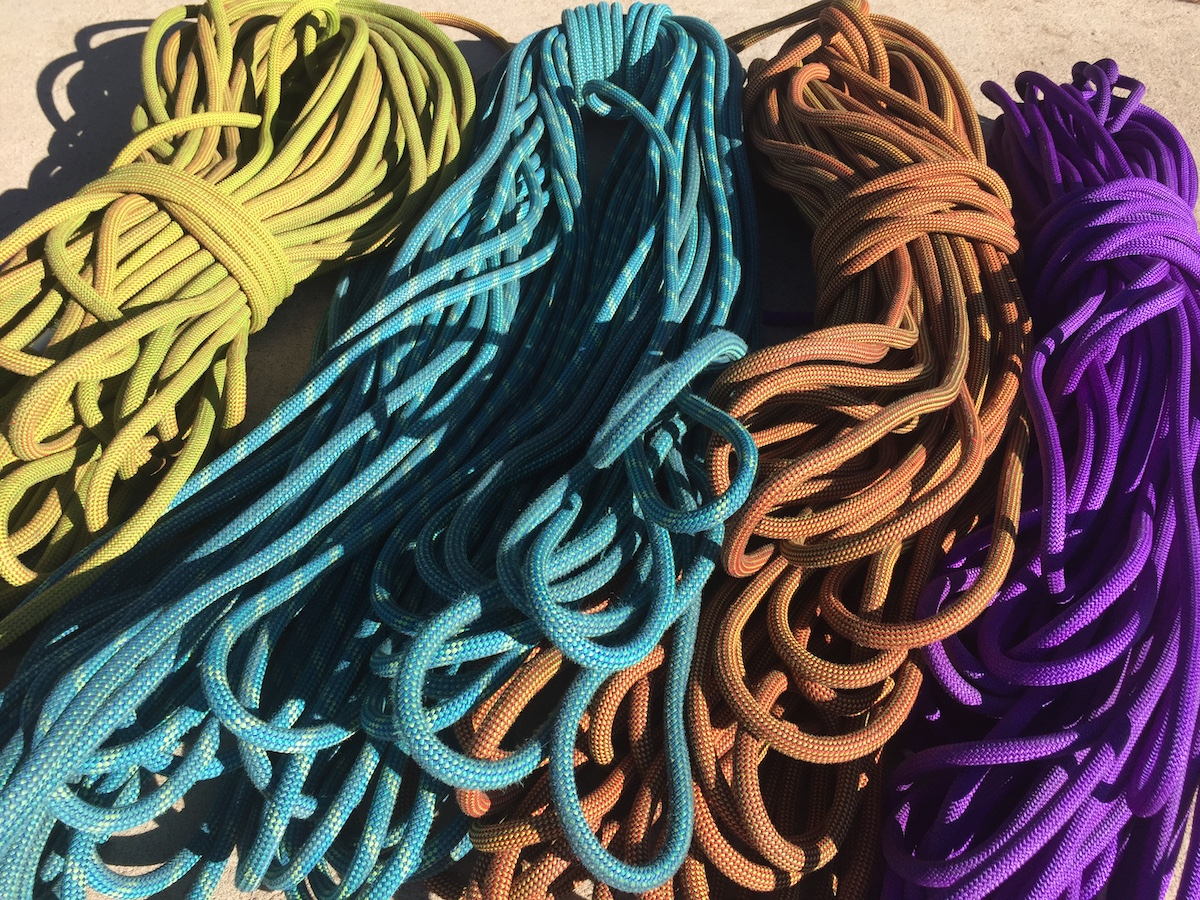 The Best Skinny Climbing Ropes Reviews And Buying Advice