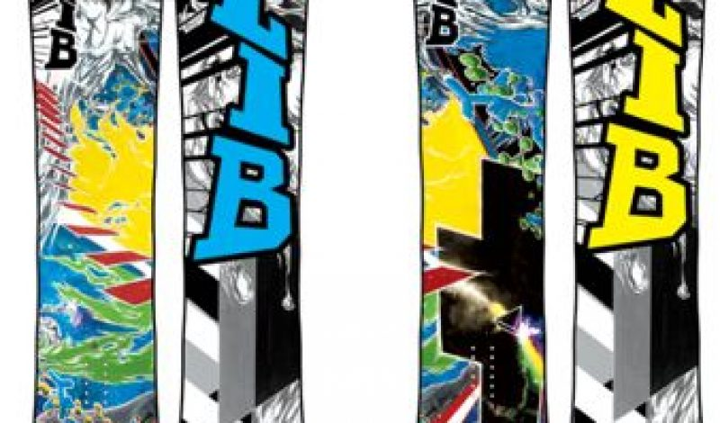 Lib-Tech, Ride Introduce Limited Edition Snowboards