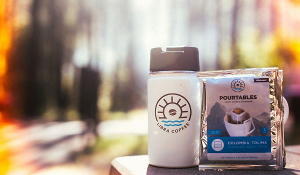 LibraCoffee Pourtables Lighten Your Load and Elevate Your On-Trail Coffee Game