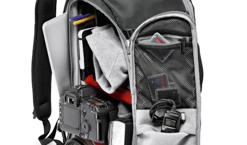 The Manfrotto Advanced Travel Backpack is Built for Photographers