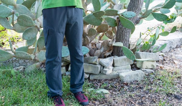 First Look: Mountain Hardwear Men's Right Bank Scrambler Pant