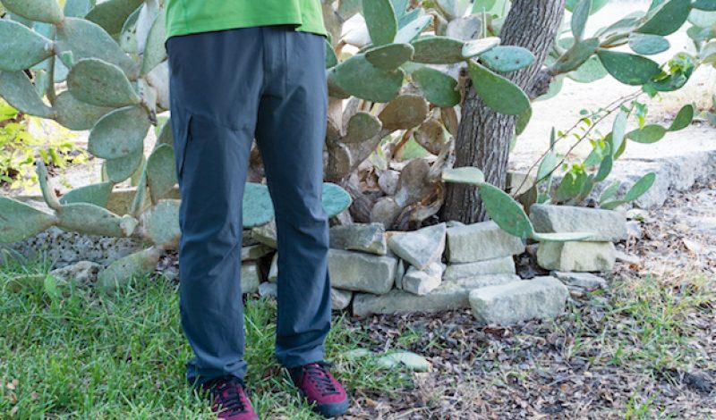 First Look: Mountain Hardwear Men's Right Bank Scrambler Pant