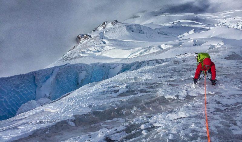 Alpine Climbing Gear Tested on Mount Baker