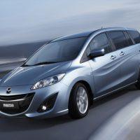 2012 Mazda5 Grand Touring