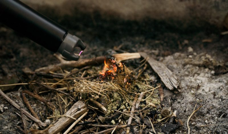 This Tool Takes the Hassle Out of Starting a Campfire