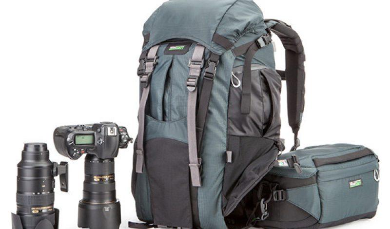 A Camera Bag with a Secret Trick