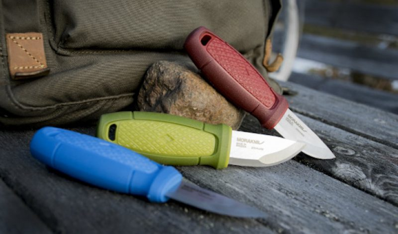 Morakniv Packs A Full-Sized Survival Knife into a Compact Body