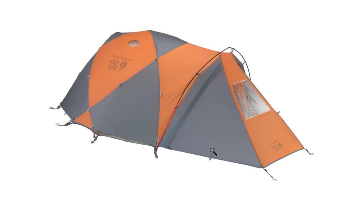 Mountain Hardwear Trango 3 Tent Review Gear Institute