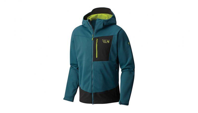 Mountain Hardwear Men's Dragon Hooded Jacket
