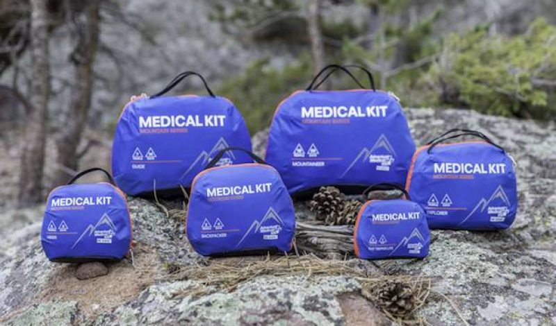 Adventure Medical Kits Mountaineering Series Keeps You Safe in Alpine Environments