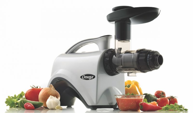 This Juicer Will Help You Keep Your New Year's Resolutions