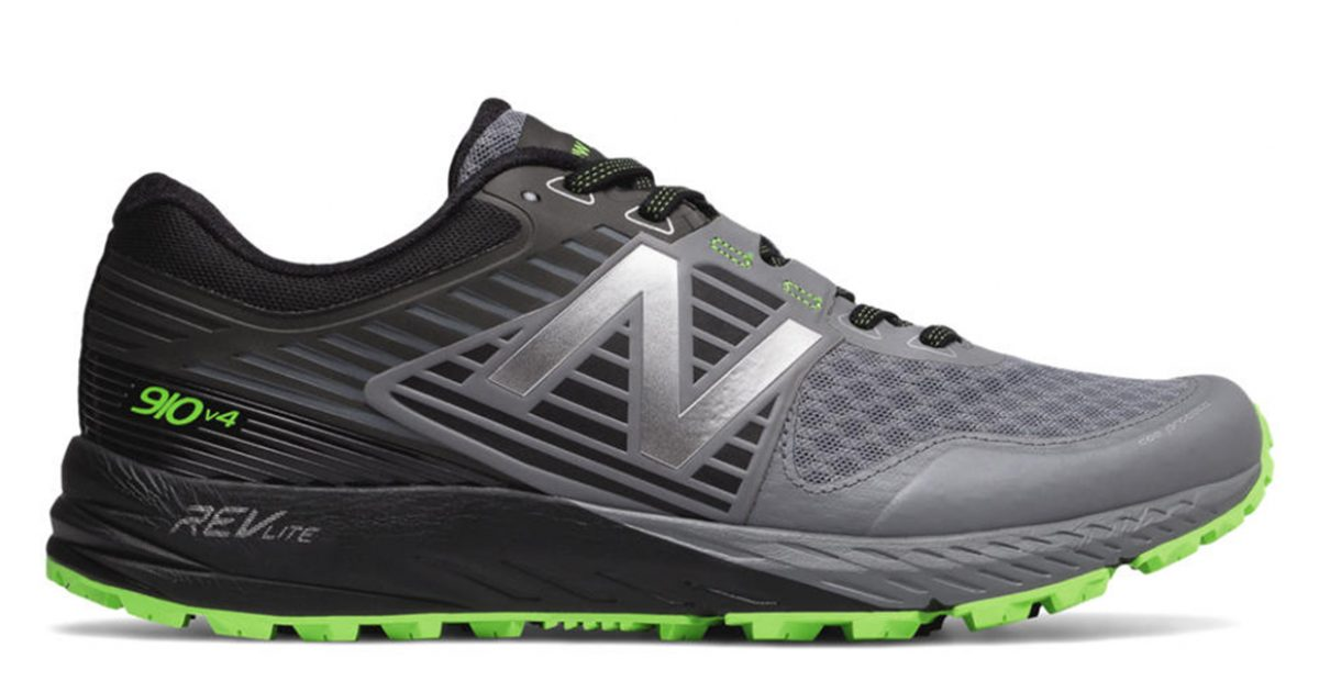 New Balance 910v4 Trail Running Shoe Review Gear Institute