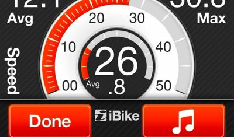New iBike App Hits the Pedals