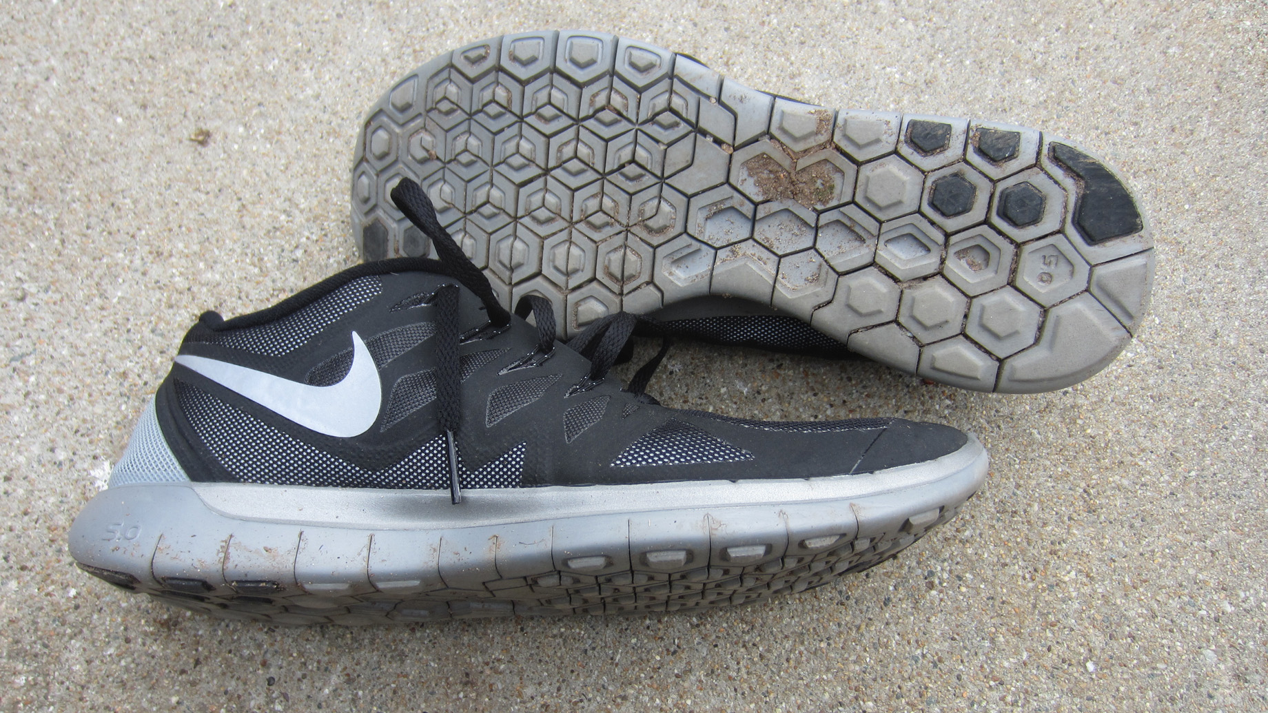 timeless design 9e861 c4a52 Nike Free 5.0 Flash Review | Gear Institute