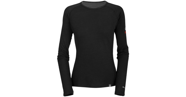 b60a43e2a The North Face Flashdry Baselayer –Crew Neck - Warm Review | Gear Institute