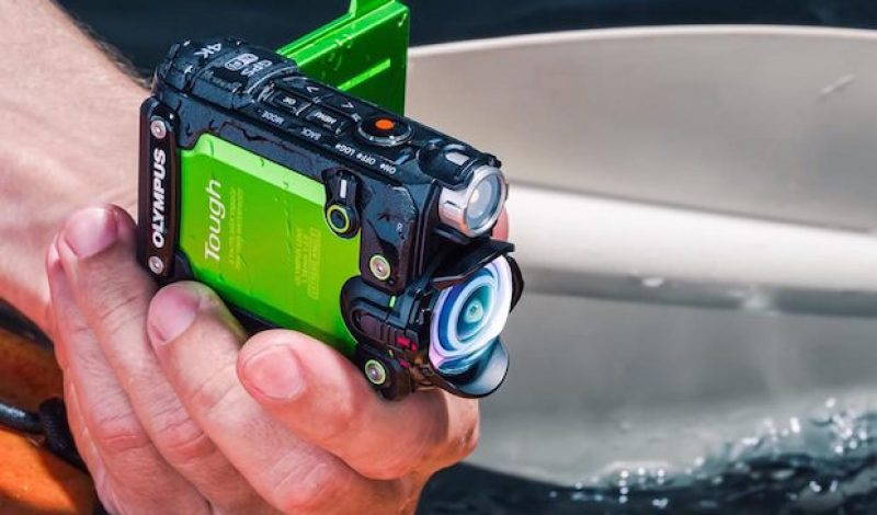 The Olympus Tough TG-Tracker is a Camera Made for Outdoor Adventure