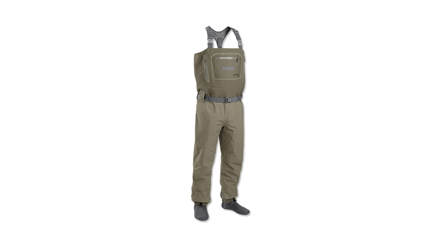 Orvis Silver Sonic Guide Waders Review Gear Institute