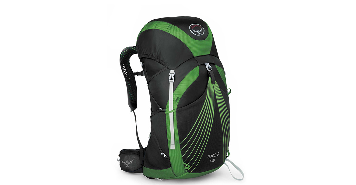 Osprey Exos 48 Review