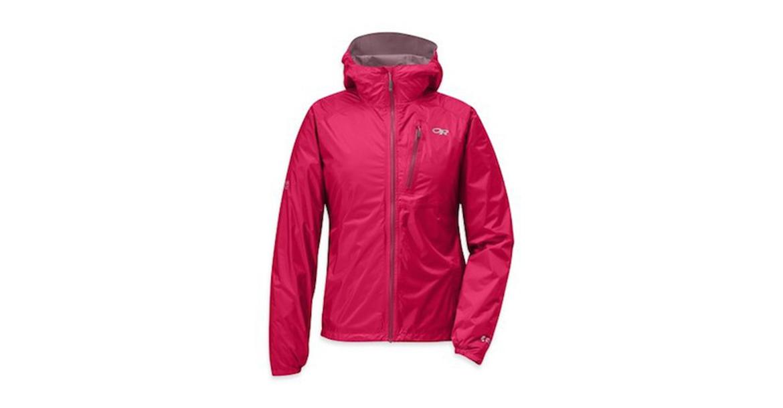 Outdoor Research Women S Helium Ii Jacket Review Gear