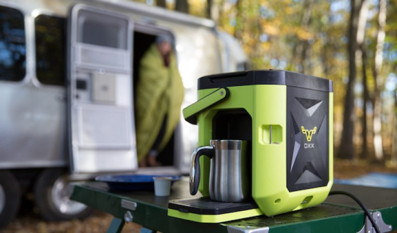 Brew Hot, Fresh Coffee Almost Anywhere with the OXX COFFEEBOXX
