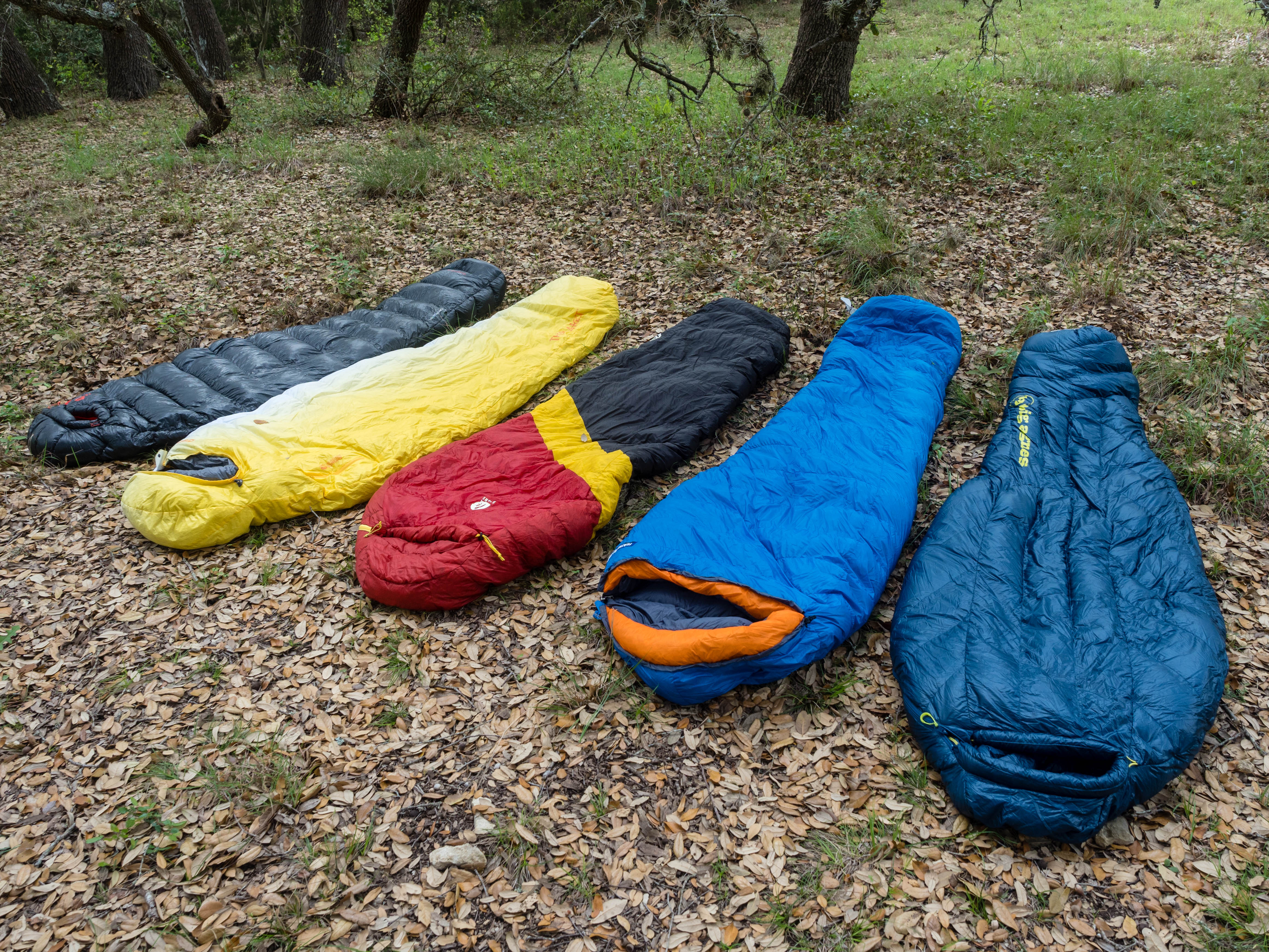 The Best Sleeping Bags Reviews and